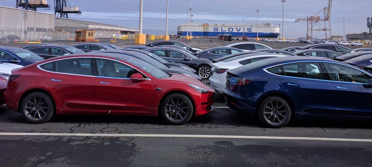 Tesla Model 3 Secures Logation Roval From European Regulators